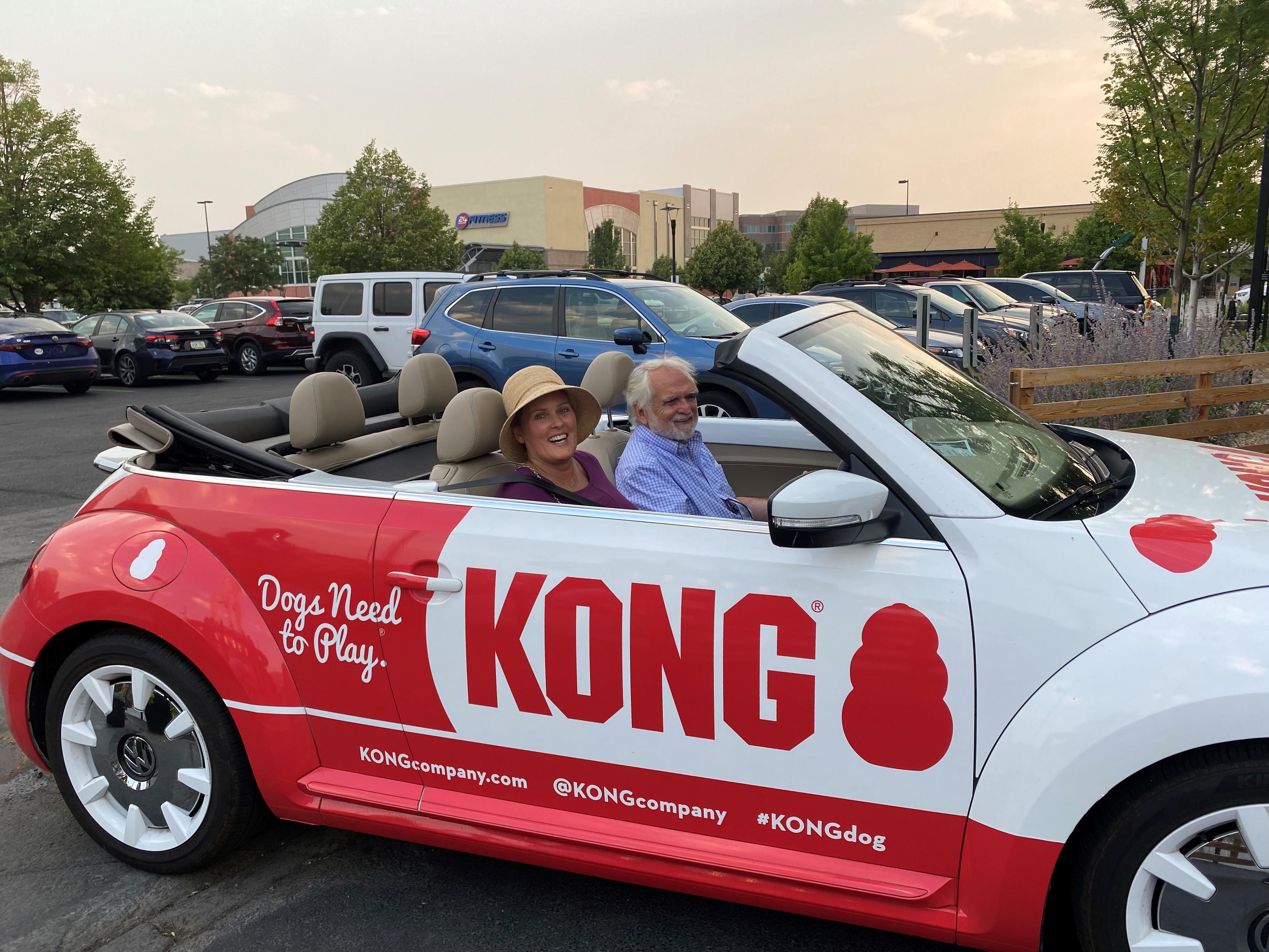John-KD-Kong-Car